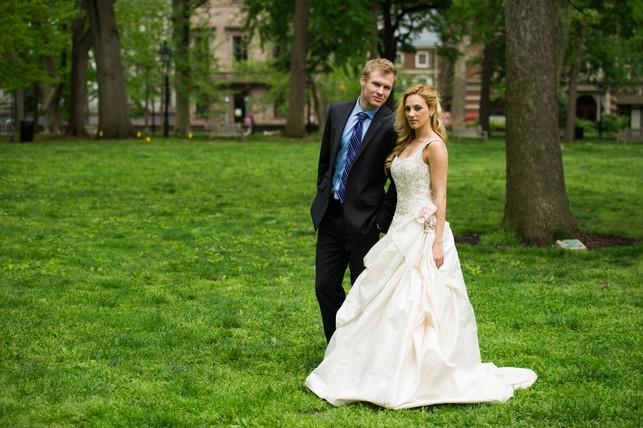 Kristen & Henry