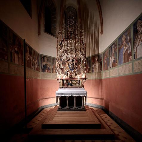 Basilika Seckau / Licht