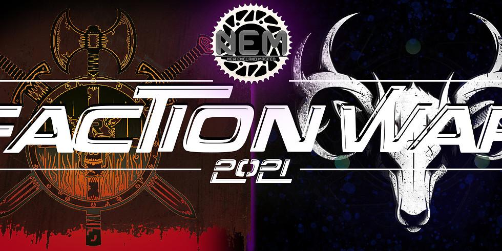 FACTION WAR 2021