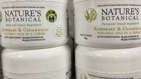 Natures Botanical Personal Insect Repellent