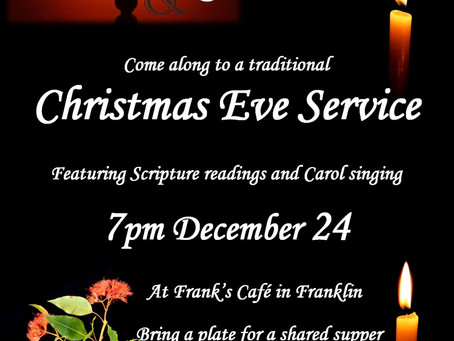 9 Lessons and Carols Service