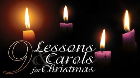 Carols for 9 Lessons - 2018