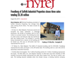 New York Real Estate Journal Press Release.