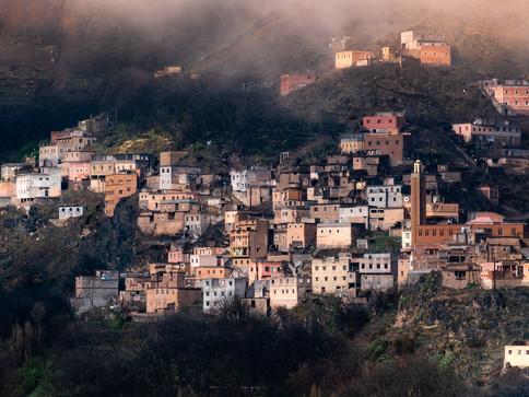 Imlil - Marokko