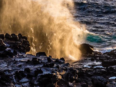 Nakalele Blowhole - Maui