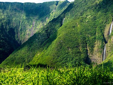 Waimano Valley - Big Island