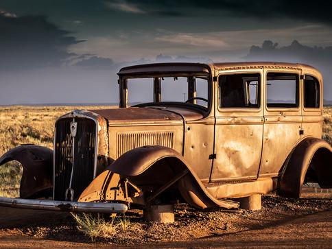"Route 66 - ""Oldtimer"""