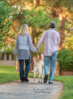 Idaho and his family