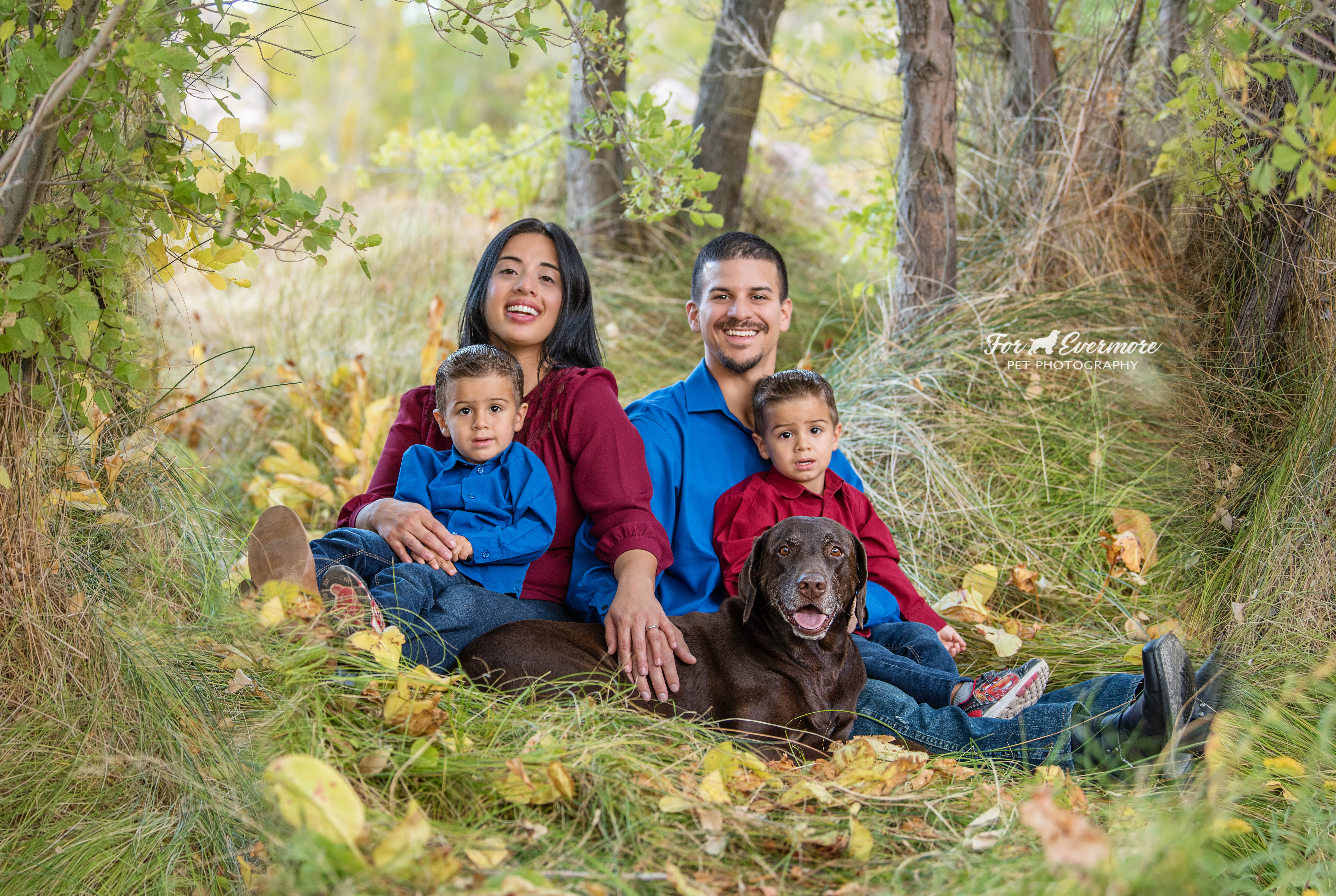 Gunnar's family