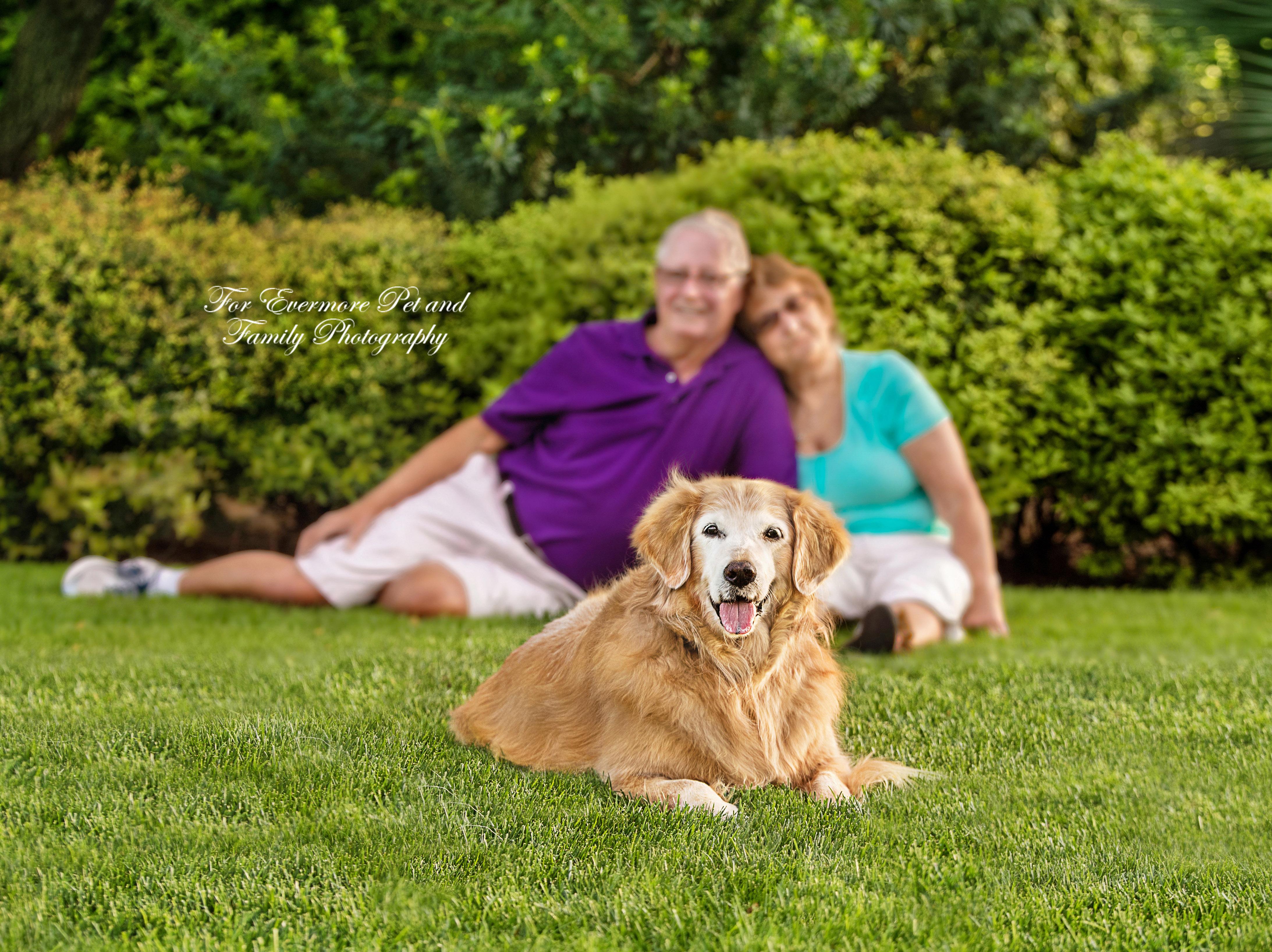 Lovie and her family