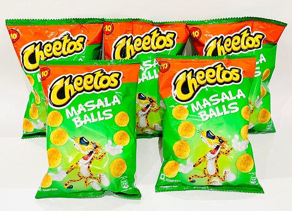10x Cheetos Masala Balls