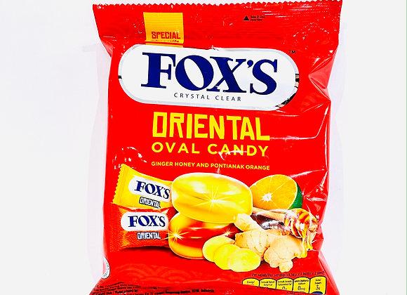 Fox Ginger Honey Candy Bags