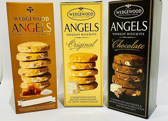 Wedgewood Angels Biscuits.