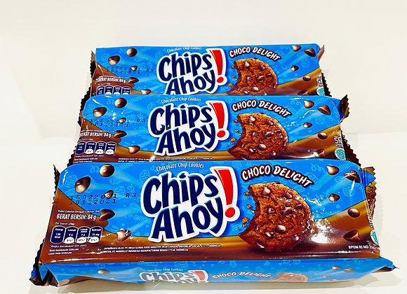 3x Chips Ahoy