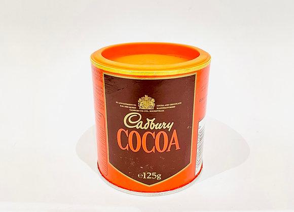 Cadbury Cocoa 125gr