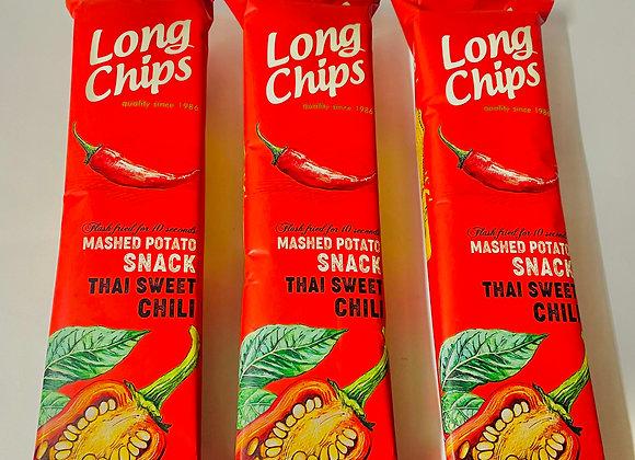 3x Long Chips Thai Sweet Chilli