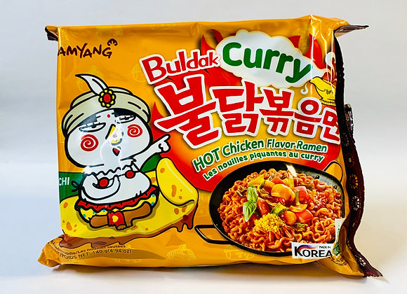 Samyang Spicy Curry Noodles