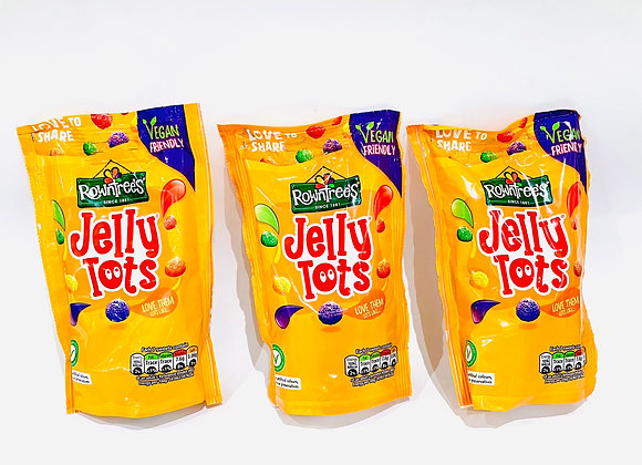 3x Rowntree's Jelly Tots