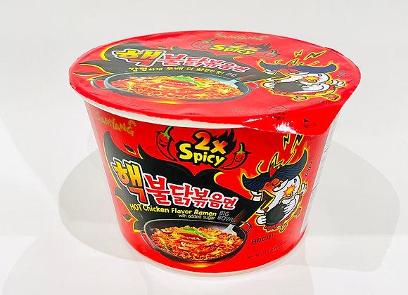 Samyang 2x Spicy Bowl Noodles