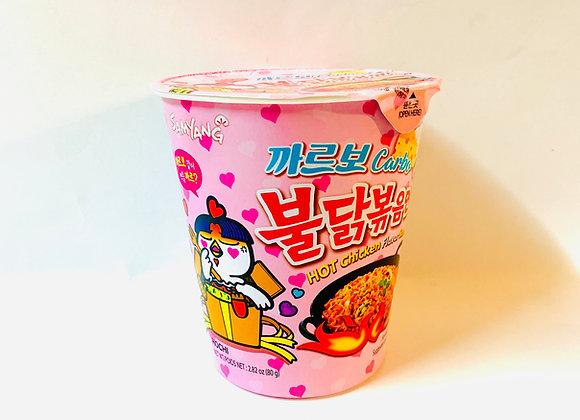 Samyang Carbo Spicy Tub Noodles