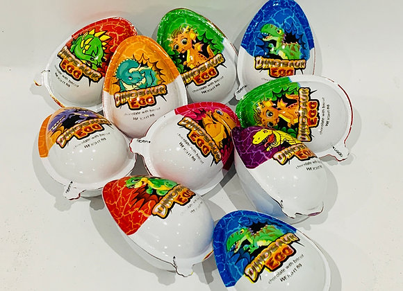 10x Dino Eggs