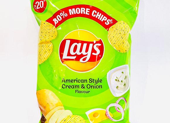 Lays American Style Cream & Onion 52gr