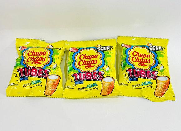 3x Chupa Chups Tubes