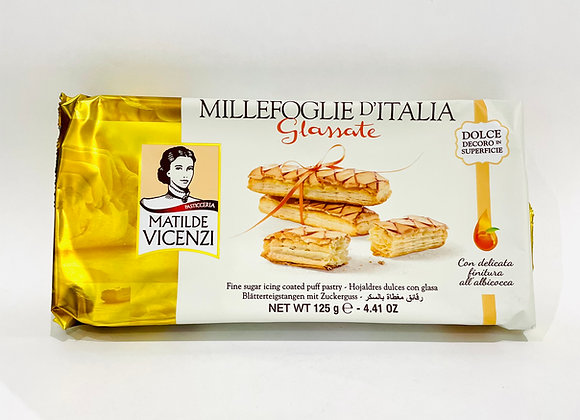 Millefoglie D'italia Glassate Pastry
