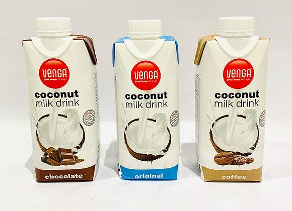 Assorted Venga Coconut Milk