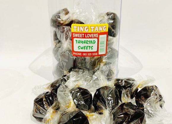 Tub of 30 Tamarind Sweets