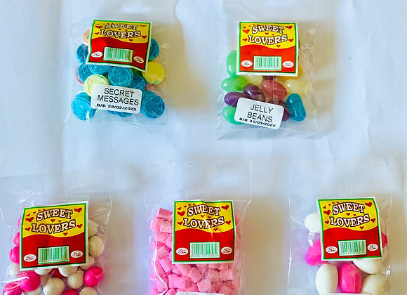 3x Large Assorted Sweets