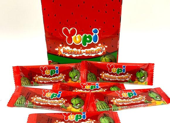 24's Yupi Wozaa-Melon Gummies Box