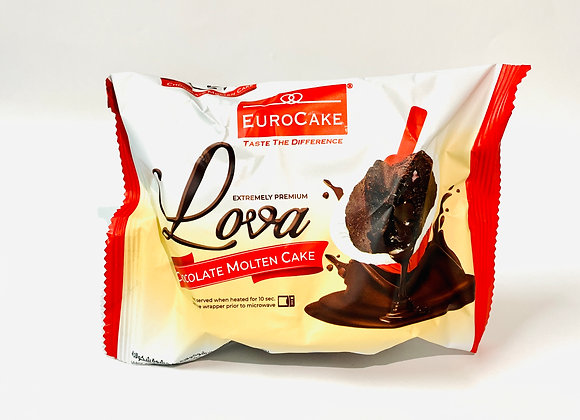 Lava Chocolate Molten Cake