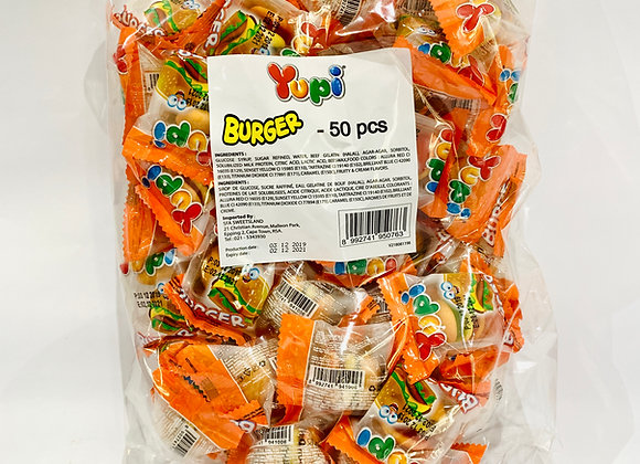 50's Yupi Burger Gummies