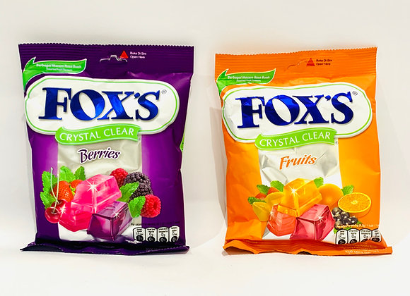 Assorted Fox Bags