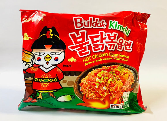 Samyang Spicy Kimchi Noodles