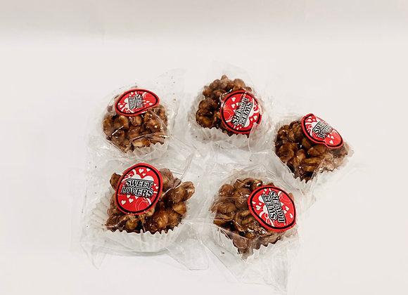 5x Peanut Cluster