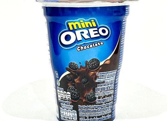 Mini Chocolate Oreo Cup