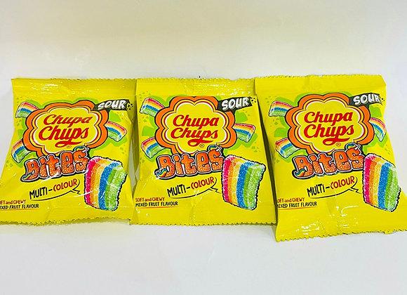 3x Chupa Chups Bites