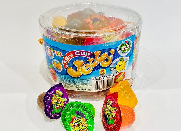 Mini Jelly Cups 50's