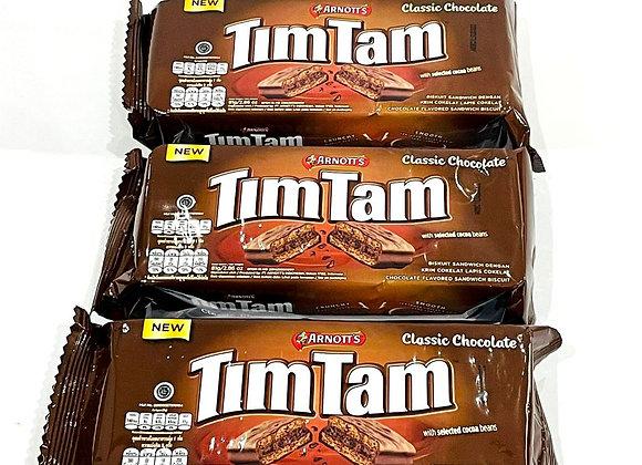 3x Tim Tam Classic Chocolate