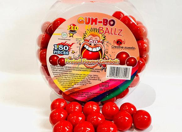 A Tub of 150's Gumbo Fireball
