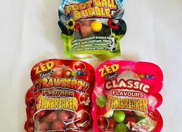 Jawbreaker Pouches