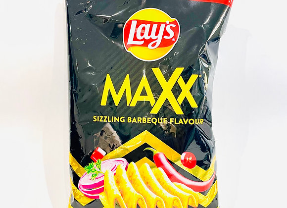 Lays Maxx Sizzling Barbeque Flavour 60gr