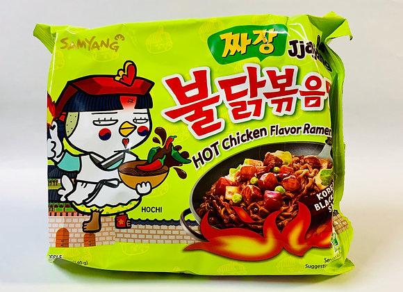 Samyang Spicy Korean Black Bean Noodles