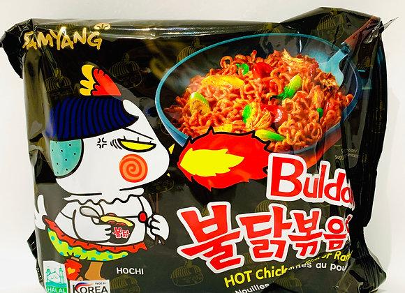 Samyang Spicy Black Noodles