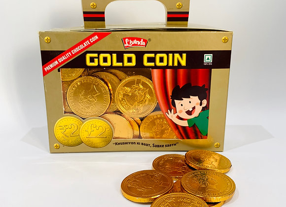 Gold Coins Chocolate