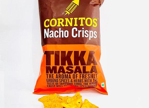Cornitos Nacho Crisps Tikka Masala 150gr
