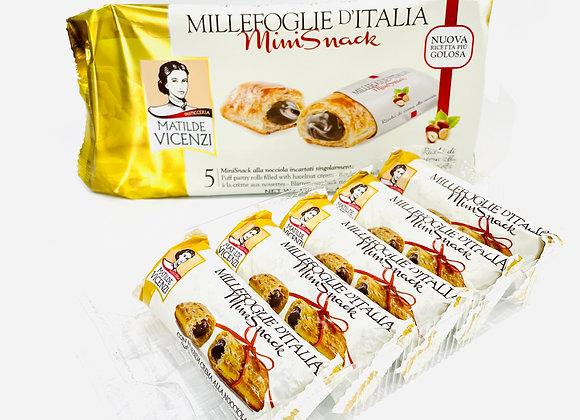 Millefoglie D'italia Nocciola Pastry