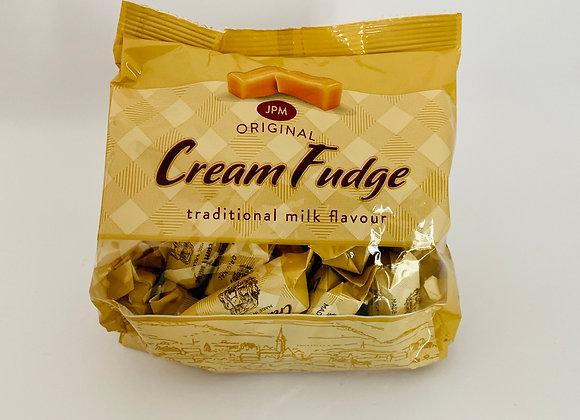 400g Cream Fudge